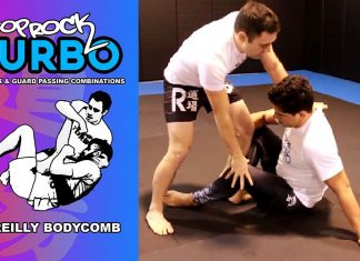 Top Rock Turbo DVD By Reilly Bodycomb