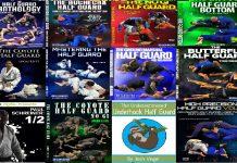 Best BJJ Half guard instructionals Complete guide