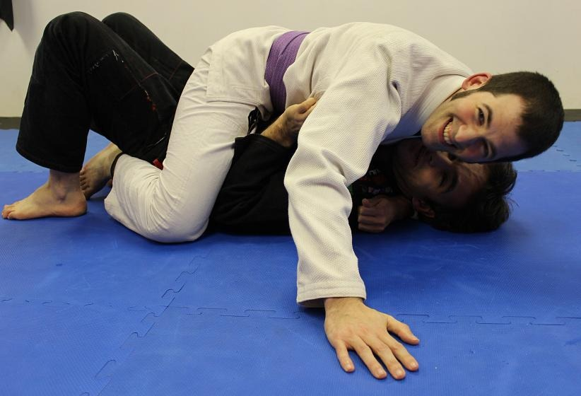 BJJ Bristol Artemis Brazilian Jiu Jitsu Low Mount - BJJ Mount Maintenance: Never Get Thrown Off Again!
