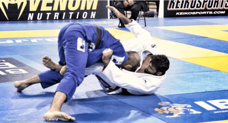 BJJ Pressure - Advanced BJJ – Becoming Comfortable With Discomfort
