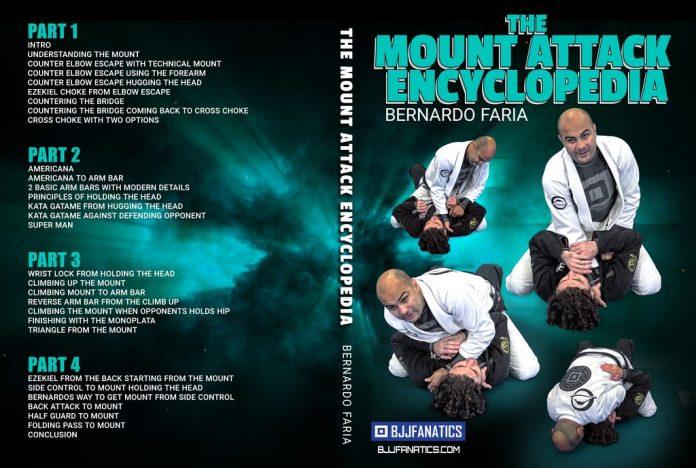 Mount Attack Encyclopedia Bernardo faria