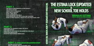 Braulio Estima - The Estima Lock New DVD Review
