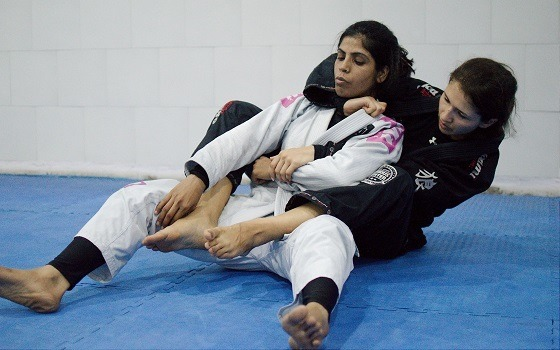 Brazilian Jiu Jitsu India Delhi Women Self Defense 2 - High Percentage Jiu-Jitsu Defense: Knowing How To Attack
