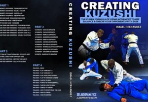 Creating Kuzushi DVD Israel Hernandez cover 300x207 - Creating Kuzushi by Israel Hernandez DVD Review