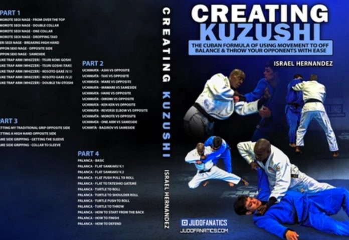 Creating Kuzushi DVD by ISrael Hernandez - In Depth Review