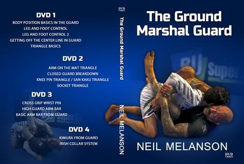 Best BJJ Closed guard Instructionals Ground Marshall Guard