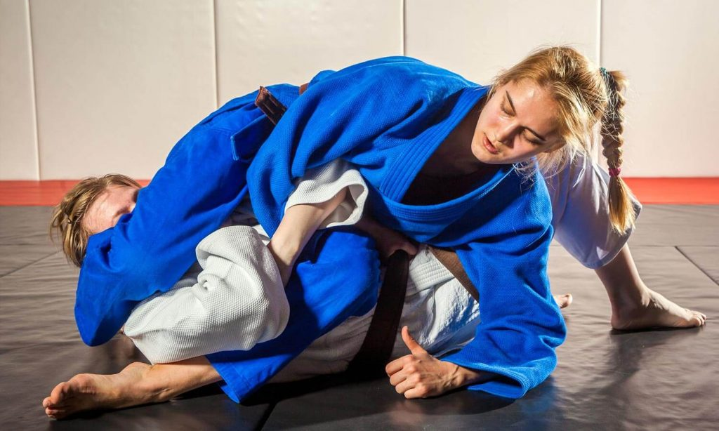 Everything About Brazilian Jiu Jitsu - Women's BJJ
