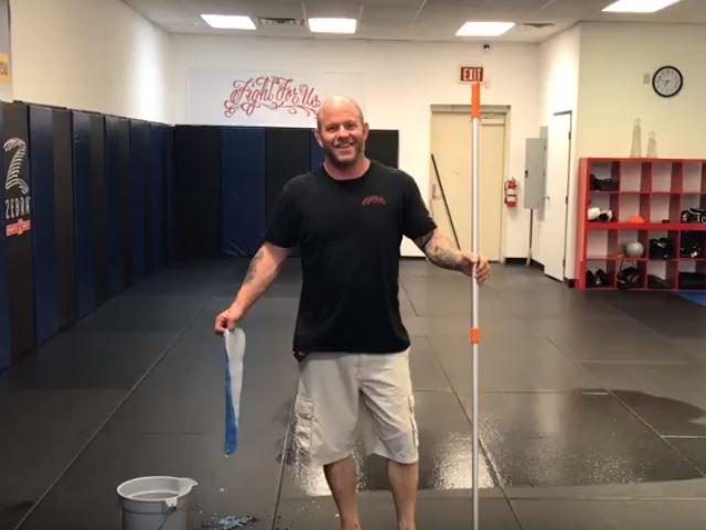 BJJ Mats 101: Cleaning