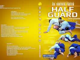 Danaher Half Guard DVD Review Go Further Faster