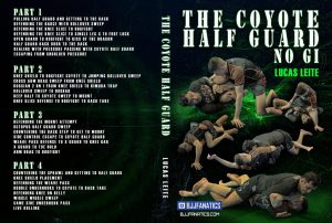 Lucas Leite   The Coyote Half Guard new 1024x1024 1 300x202 - Half Guard -The Best DVDs And Digital Instructionals