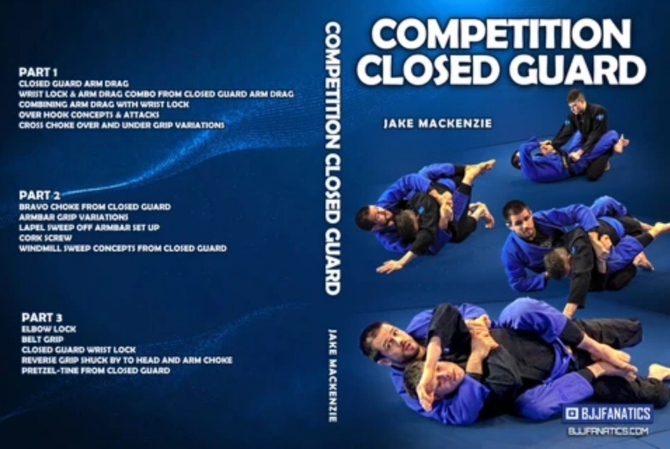 Best BJJ Closed Guard Instructionals COmpetitio nClosed guard