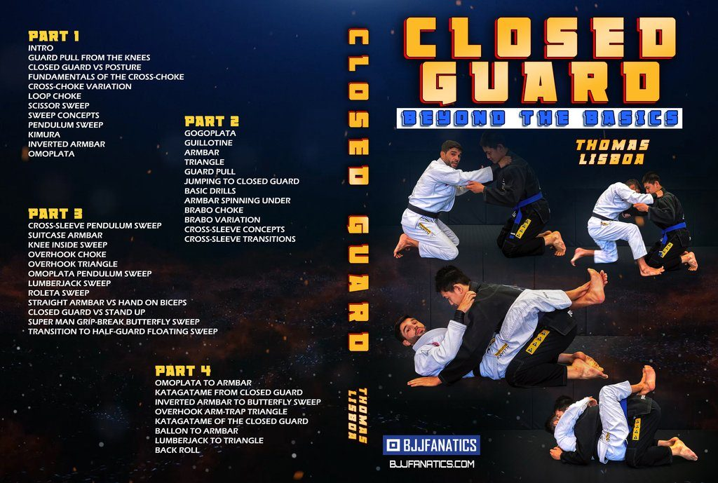 Best BJJ Closed Guard Instructionals Beyond The Basics