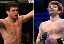 Wrestling vs BJJ: Ben Askren v. Demian Maia Fight Preview