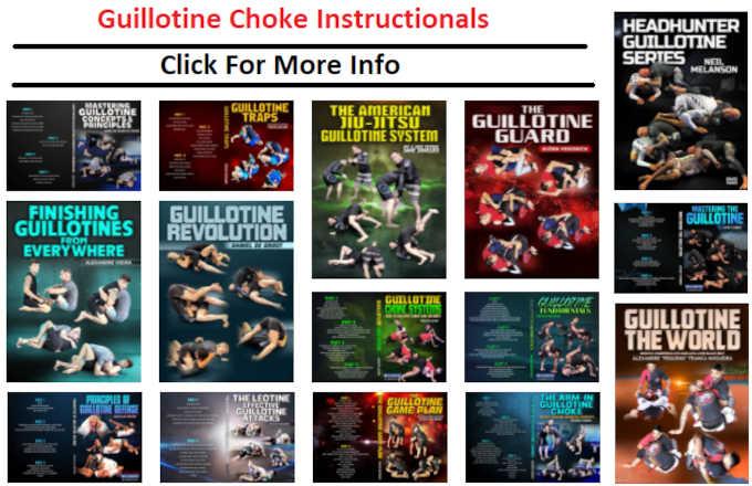 Guillotine Choke Instructionals