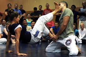 Everything About Brazilian Jiu Jitsu -Women's Self Defense
