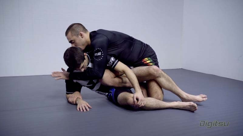 "nogi passing 2 - Jason Rau: ""Dynamic No-Gi Passing And Attacking"" Review"