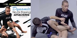 "Jason Rau: ""Dynamic No-Gi Passing And Attacking"" DVD review"