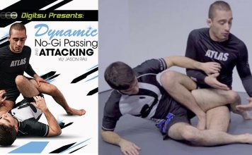 "Jason Rau: ""Dynamic No-Gi Passing And Attacking"" DVD review"
