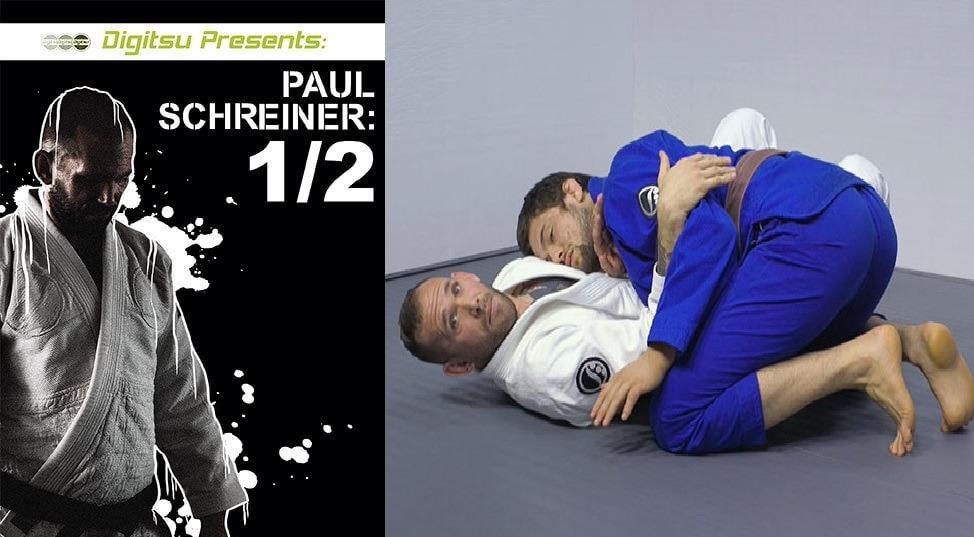 paul schreiner 1 2 - Best BJJ Half Guard Instructionals – The Complete Guide
