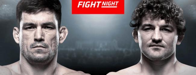 Wrestling vs BJJ: Ben Askren v. Demian Maia Preview