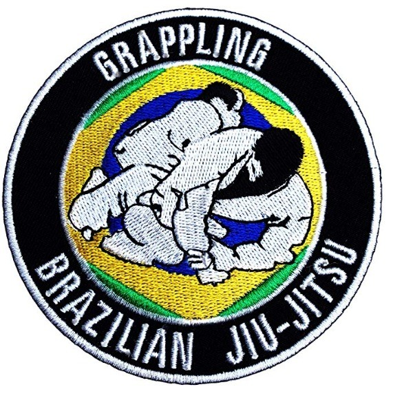 Best BJJ Gi Patches Grappling