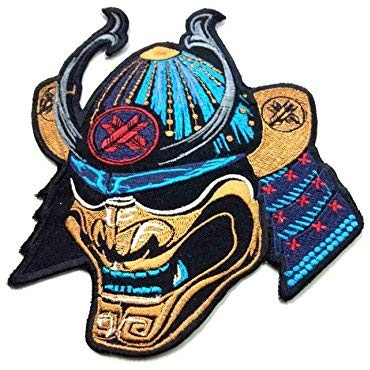 Best BJJ Gi Patches BJJ Ronin Emperor