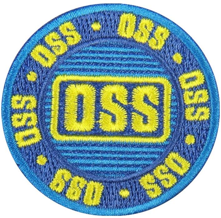 Best BJJ Gi Patches Oss Patch