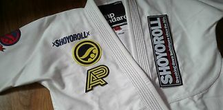 Best BJJ Gi Patches Ultimate Guide Cover