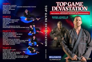 Top Game Devastation Rafael lovato Jr DVD Review NEW