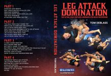 Tom DeBlass DVD Instructional Review: Leg Attack Domination