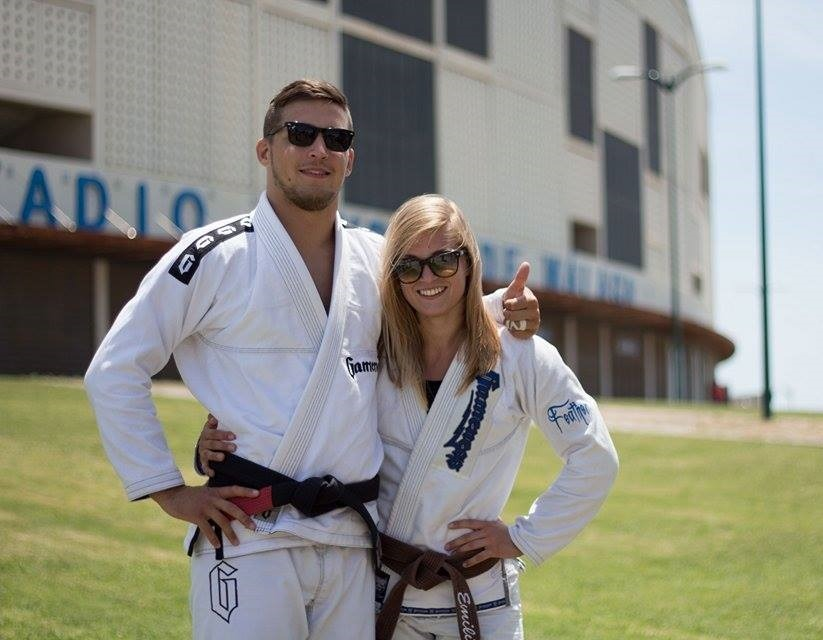 maniac1 - Jiu-JItsu Dating In An Academy: Good Or Bad Idea?