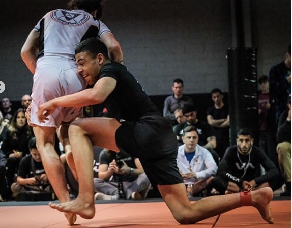 ADCC Results 2019 - Young Prospect Tye Ruotolo