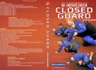 "John Danaher Closed Guard DVD ""Go Further Faster"" Review"