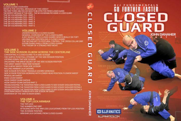 John Danaher Closed Guard DVD