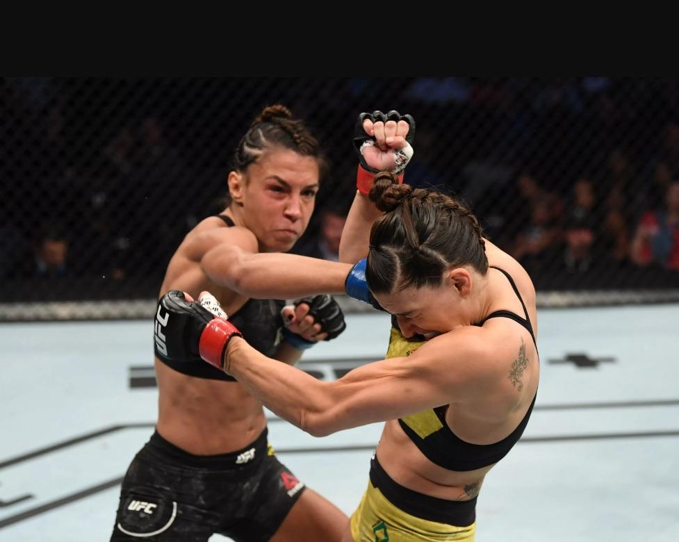 Mackenzie Dern On UFC Loss