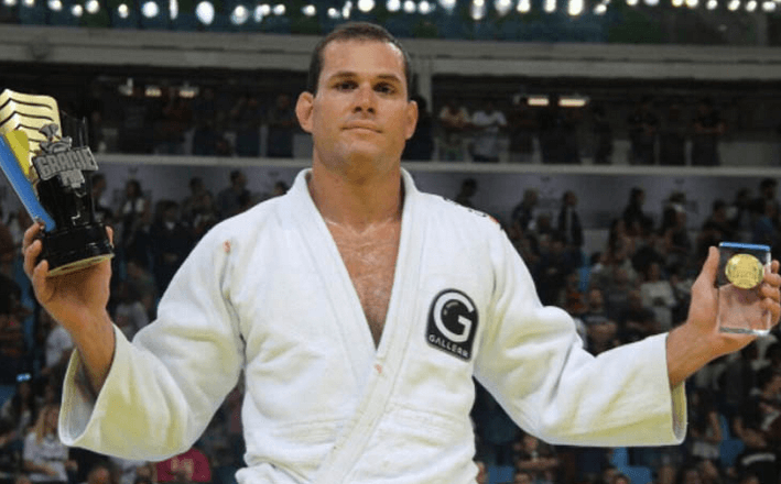 Best BJJ Fighters: Roger Gracie
