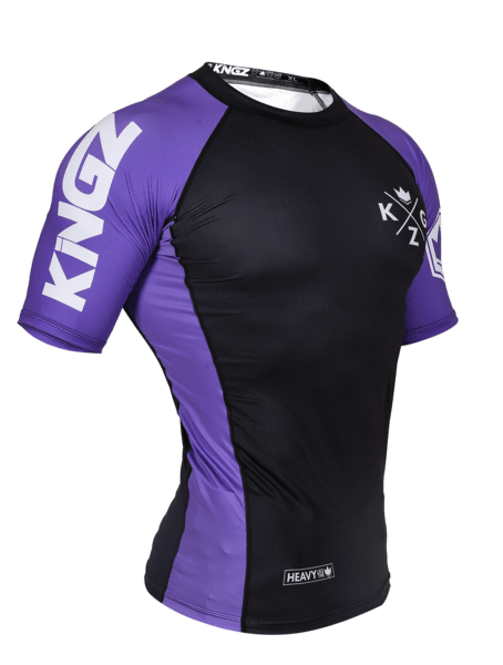 KGZ PURPLE RIGHT SIDE grande 6fc7b26d ce2e 46e1 8192 7b1f77249f82 - BJJ No-Gi Manual: Grappling At A Faster Pace