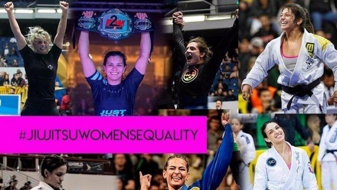 Jiu-Jitsu Women Petition