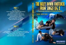 """Belly Down Foot Locks"" DVD By Tarik Hopstock"