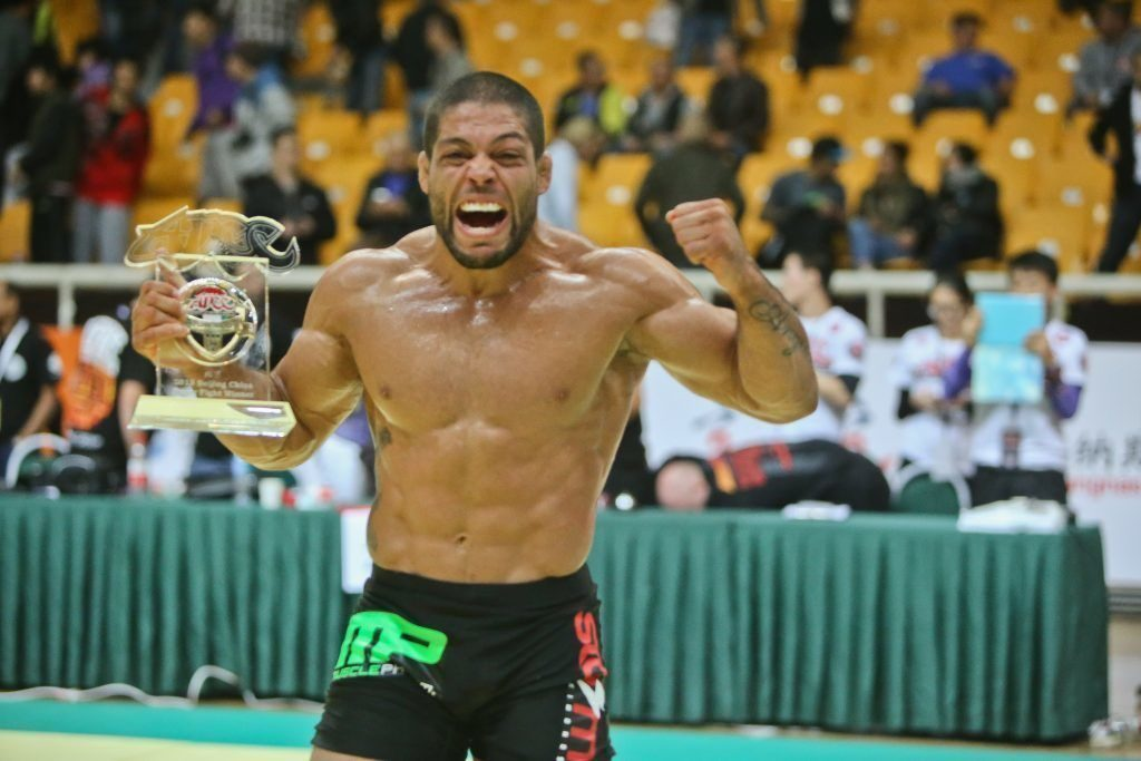 Best BJJ Fighters: Andre galvao
