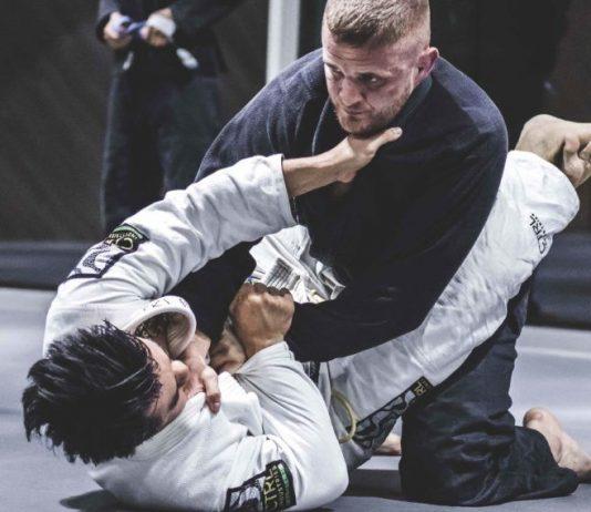 Brazilian Jiu-Jitsu Guards