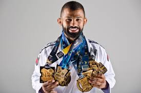 Best BJJ Fighters: Bruno Mlafacine