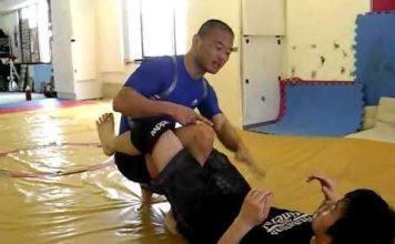 Science Of Jiu-Jitsu: Closed guard Leglocks