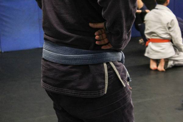 Surviving As A BJJ Blue Belt