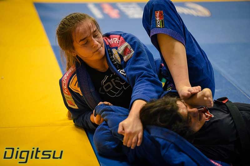 Jiu-Jitsu Women Petition For Equal Pay