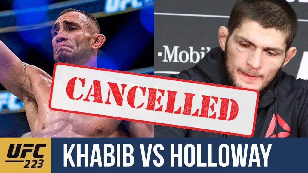 MMA ANd BJJ Fighters - Fight Canceled: