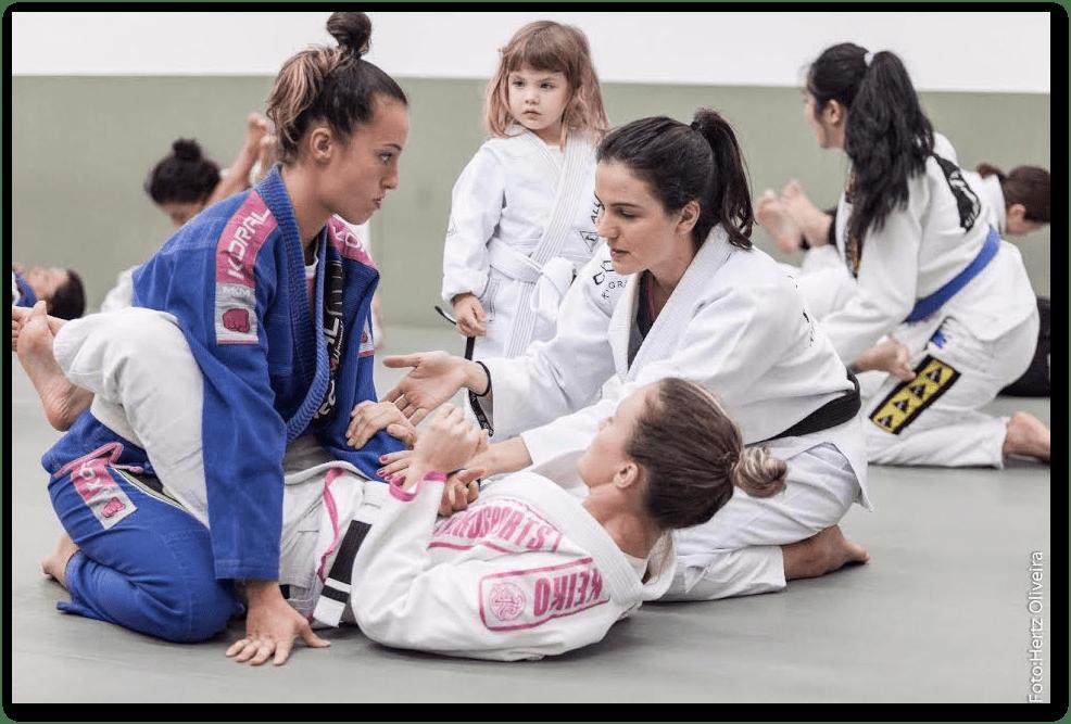 Jiu-Jitsu Women Equal Pay