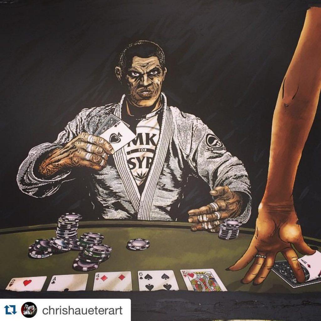 Poker-Jitsu: Learn Jiu-Jitsu With Poker Tips
