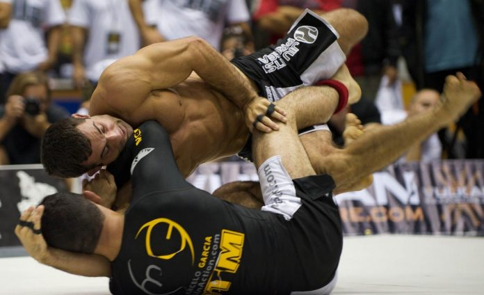 BJJ Sweeps That Beat Wrelsers