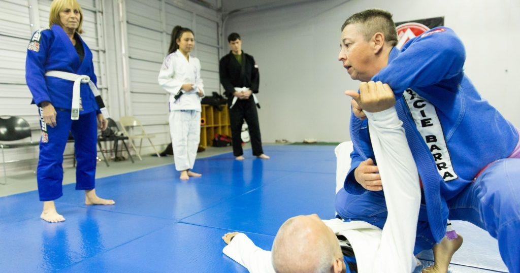 Helping Jiu-Jitsu Beginners Find Their Feet